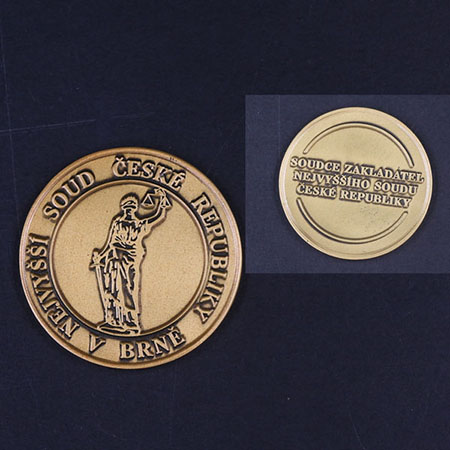 antique challenge coins